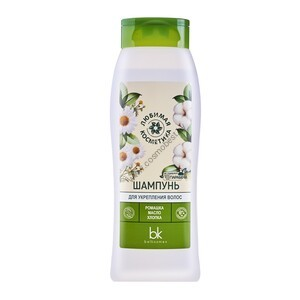Shampoo to strengthen hair Favorite cosmetics from Belkosmex