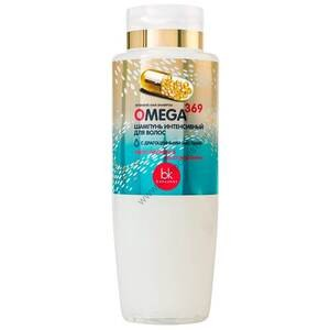 Intensive shampoo for hair Omega 369 from Belkosmex