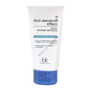 Anti-dandruff mask for all hair types from Belkosmex