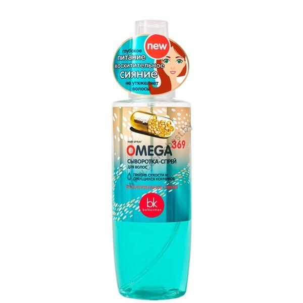 Сыворотка-спрей для волос Omega 369 от Belkosmex