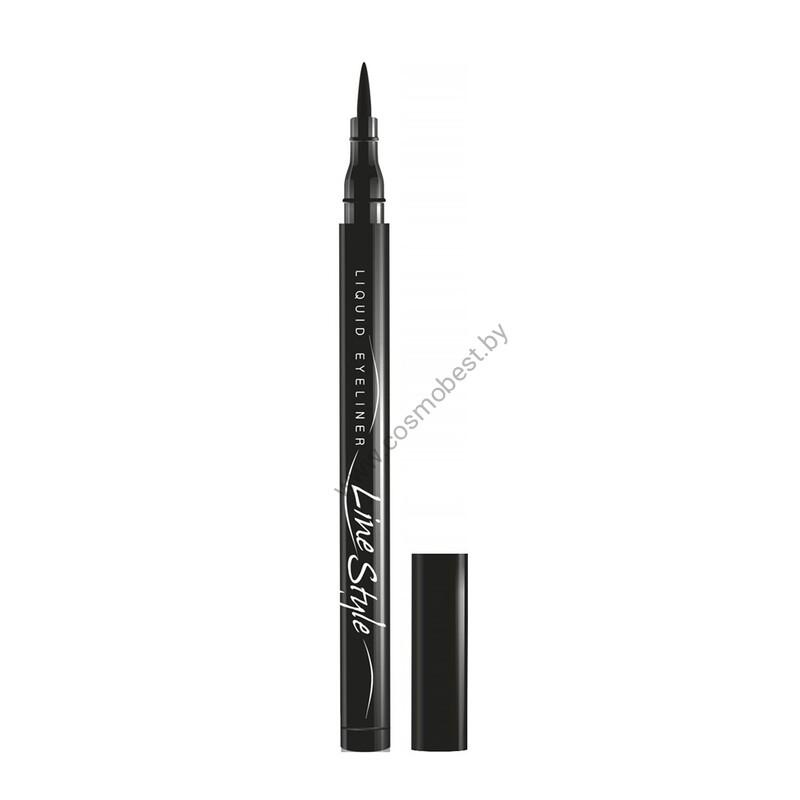 Подводка для глаз LINE STYLE черная от Belor Design