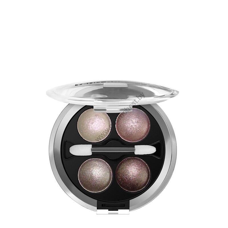 Тени 4-х цветные Delicate от Belor Design