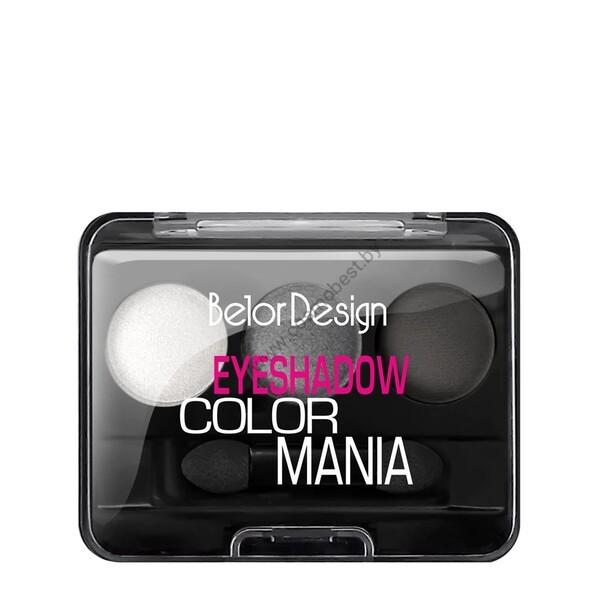 Тени для век COLOR MANIA от Belor Design