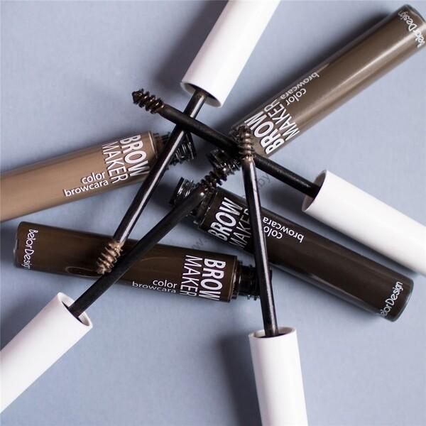 Тушь для бровей BROW MAKER от Belor Design