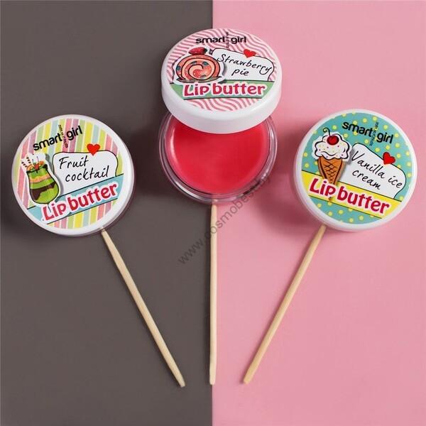Масло для губ ванильное мороженое от Belor Design