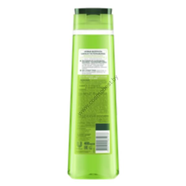 Шампунь регулирующий для волос, склонных к жирности Чистая Линия