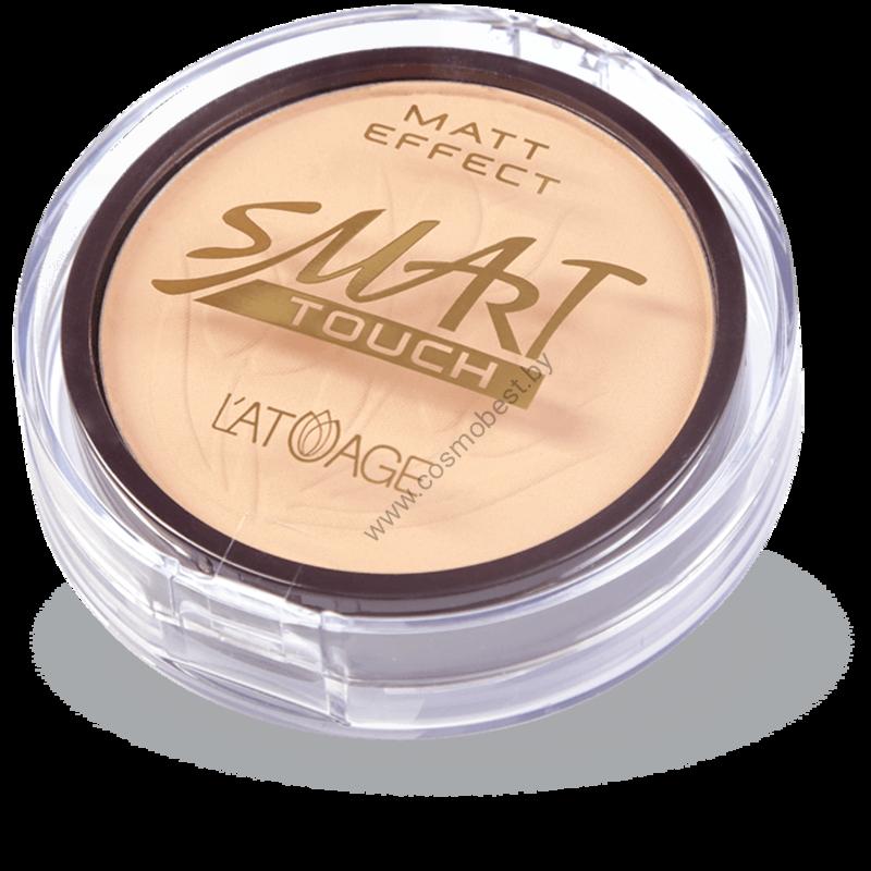 Пудра компактная L'ATUAGE Smart Touch 201 от L'atuage