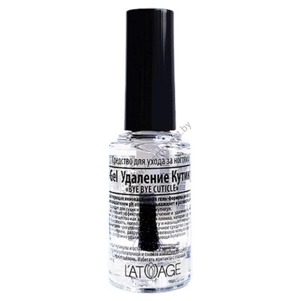 Средство по уходу за ногтями Ph-Gel Удаление Кутикулы «Bye Bye Cuticle» от Latuage