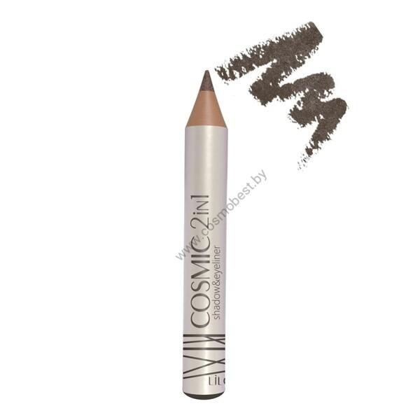 Тени-карандаш COSMIC 2in1 от LiLo