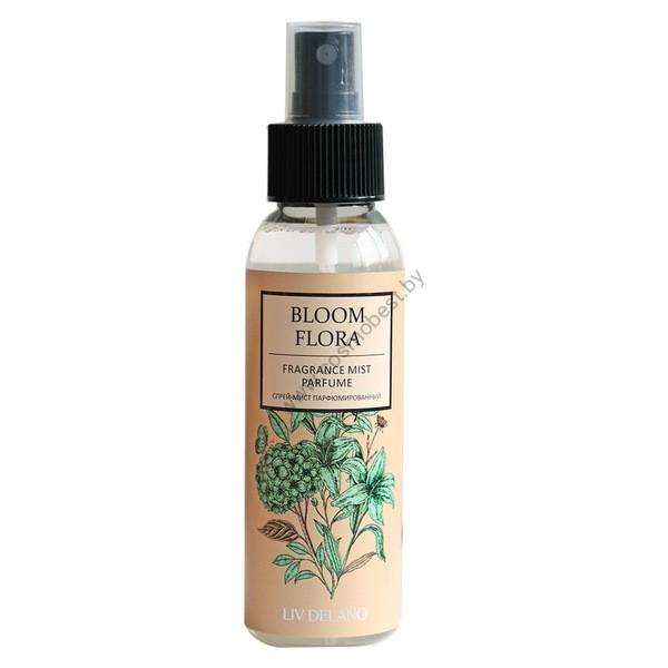 Спрей-мист парфюмированный Bloom Flora от Liv Delano