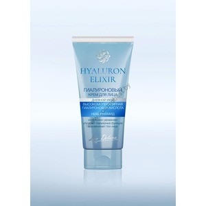 Hyaluron face cream day care Hyaluron Elixir by Liv Delano
