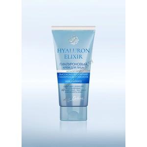 Гиалуроновый крем для лица ночной уход Hyaluron Elixir от Liv Delano