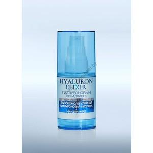 Гиалуроновый крем для век Hyaluron Elixir от Liv Delano