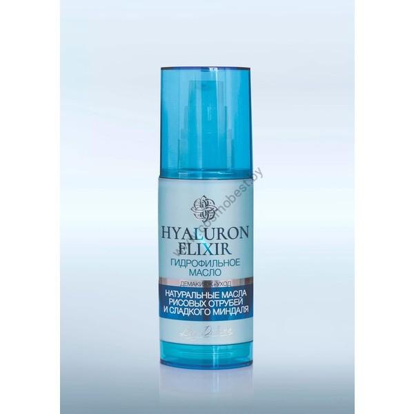 Гидрофильное масло от Hyaluron Elixir Liv Delano