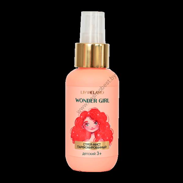 Спрей-мист детский 3+ парфюмированный от Liv Delano