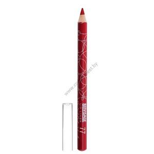 Контурный карандаш для губ LUXVISAGE 77-Французский Красный от Luxvisage