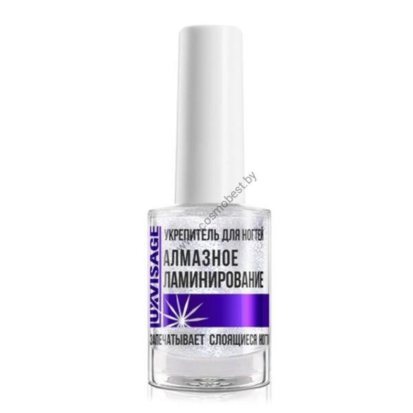 Укрепитель для ногтей Алмазное ламинирование от Luxvisage