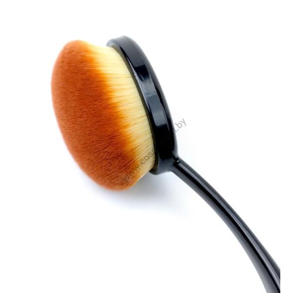 №20 Профессиональная кисть для кремовых текстур от Luxvisage