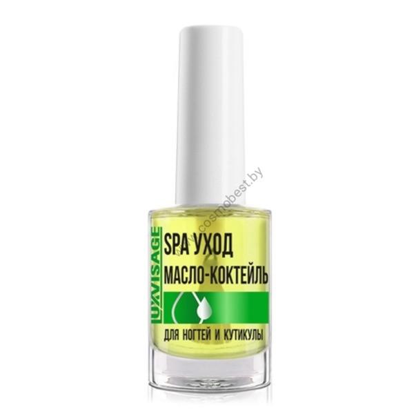 Масло-коктейль для ногтей и кутикулы SPA-уход от Luxvisage