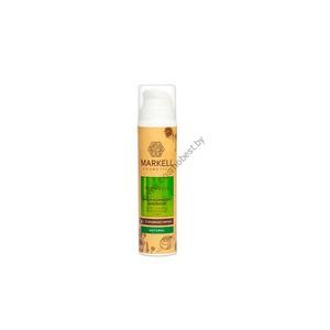 Крем-комфорт для лица дневной с муцином улитки для сухой и нормальной кожи Bio Helix от Markell