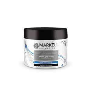 "Маска для волос ""Термозащита"" Protection Program от Markell"
