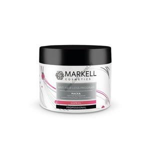 Маска против выпадения и для стимуляции роста волос Anti Hair Loss Program  от Markell