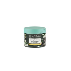Balm-mask for hair strengthening Green Collection from Markell