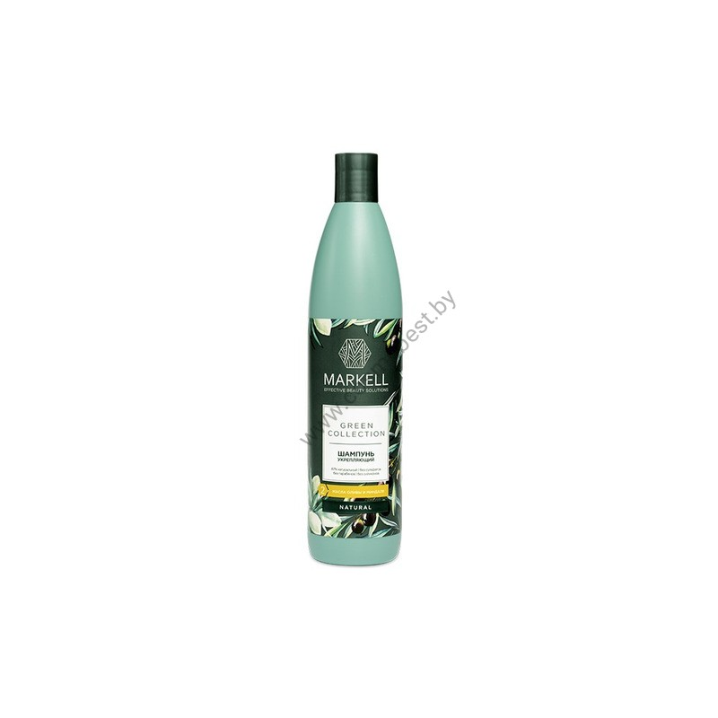 Green Collection Шампунь укрепляющий от Markell