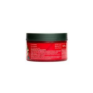 "Body scrub ""Sugar and cranberry"" Green Collection by Markell"