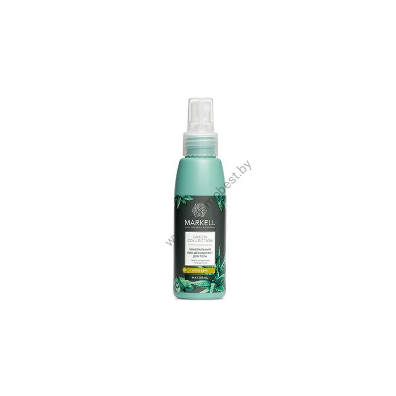 Green Collection Био-дезодорант для тела Алоэ-Вера от Markell
