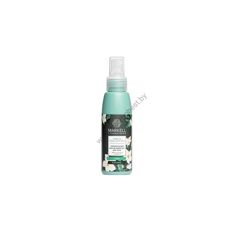 Green Collection Био-дезодорант для тела Тиаре от Markell
