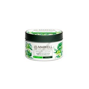 "Body cream-butter ""Lime"" Green Collection by Markell"