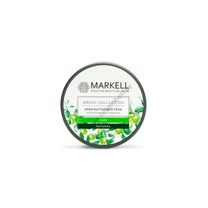"Крем-баттер для тела ""Лайм"" Green Collection от Markell"