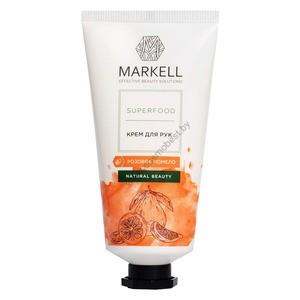 "Крем для рук ""Розовое Помело"" Superfood от Markell"