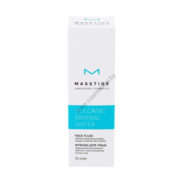 Флюид для лица Volcanic Mineral Water от Masstige