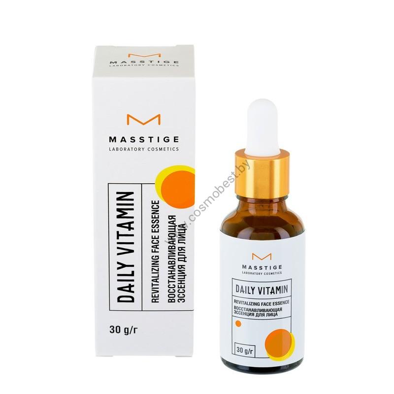 Восстанавливающая эссенция для лица Daily Vitamin от Masstige