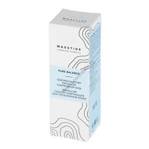 Эмульсия себорегулирующая для проблемной кожи Pure Balance от Masstige