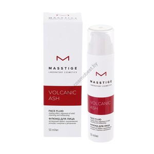 Флюид для лица Volcanic Ash от Masstige