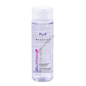 Мицеллярная вода для чувствительной кожи  с коллагеном медузы Jellyfish Collagen от Masstige