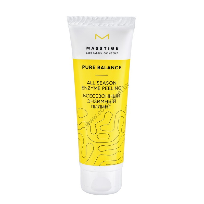 Всесезонный энзимный пилинг Pure Balance от Masstige