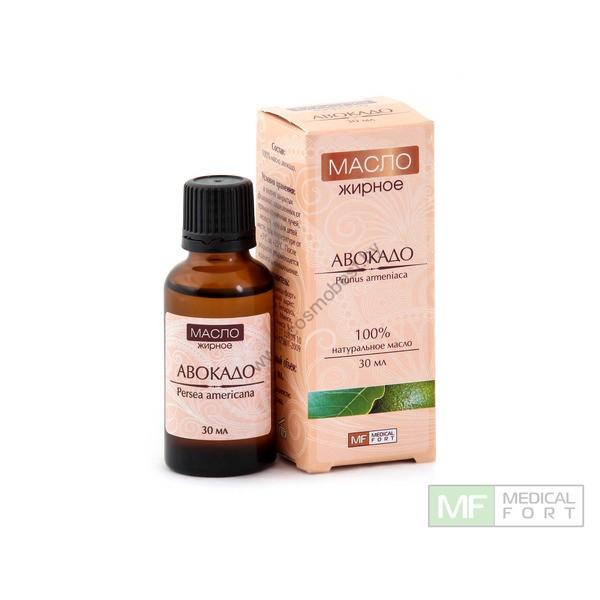 Масло косметическое жирное Авокадо от Medical Fort