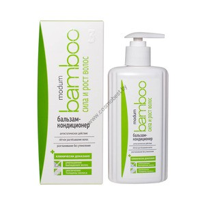 "Balm-conditioner ""Strength and Hair Growth"" Bamboo by Modum"