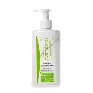 Shampoo Sulfate-Free Strength and Hair Growth Modum Bamboo Series