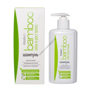 "Shampoo ""Strength and Hair Growth"" Bamboo by Modum"