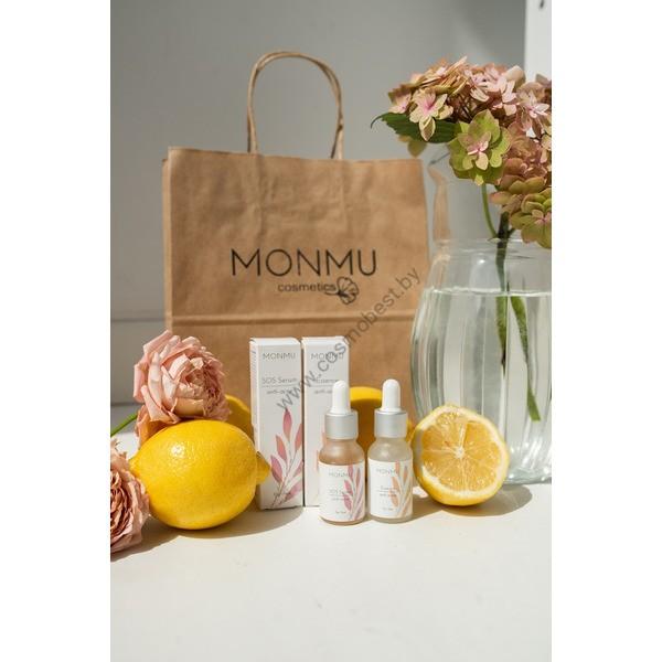 Интенсивная SOS-сыворотка anti-acne с эффектом сияния от Monmu