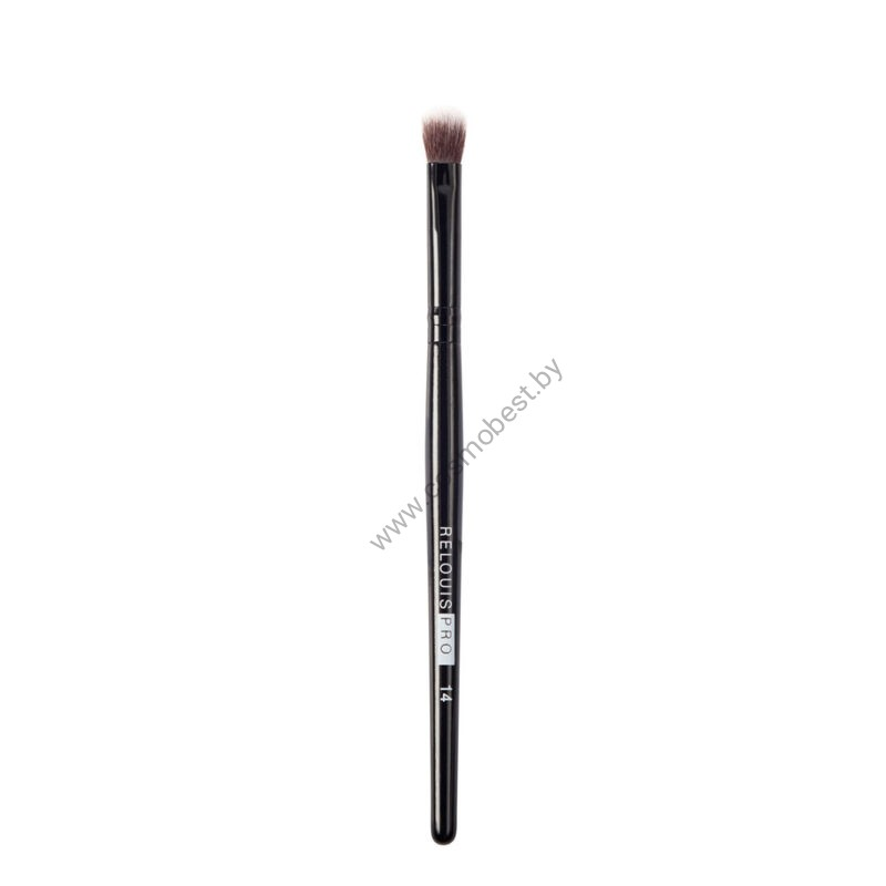 Concealer & Creamy Textures Brush No. 14 by Relouis