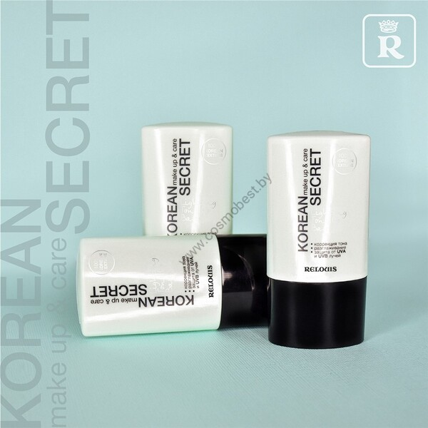 База под макияж KOREAN SECRET make up & care Lighting Tone Up Base от Relouis