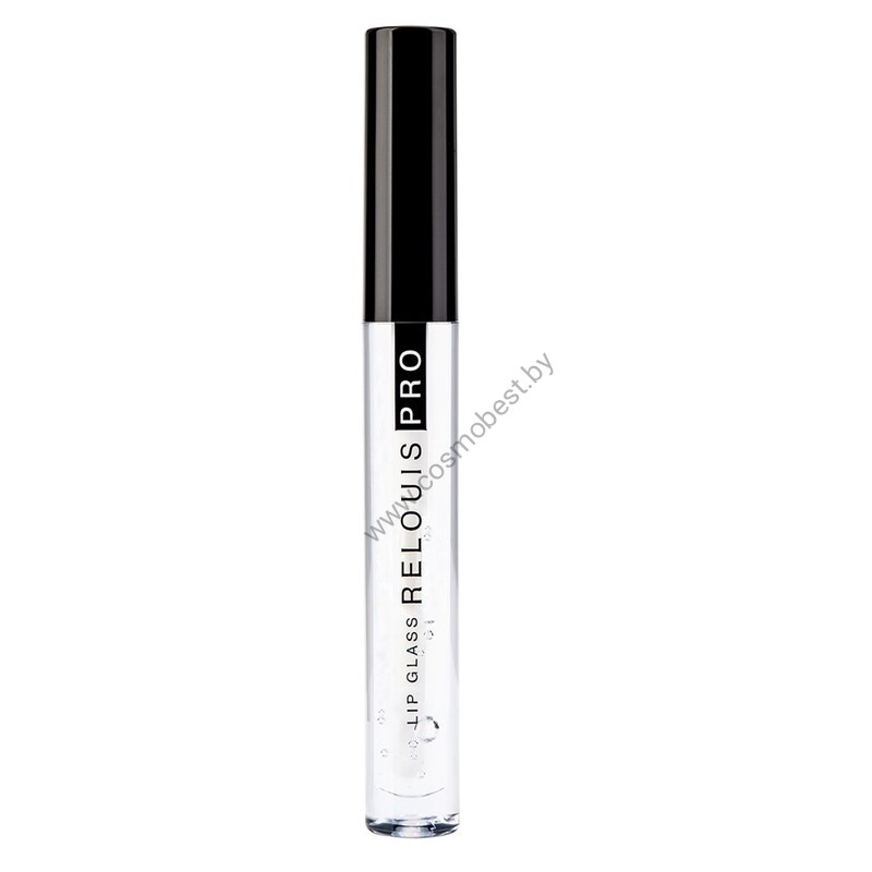 Блеск для губ с эффектом «жидкого стекла» RELOUIS PRO LIP GLASS от RELOUIS