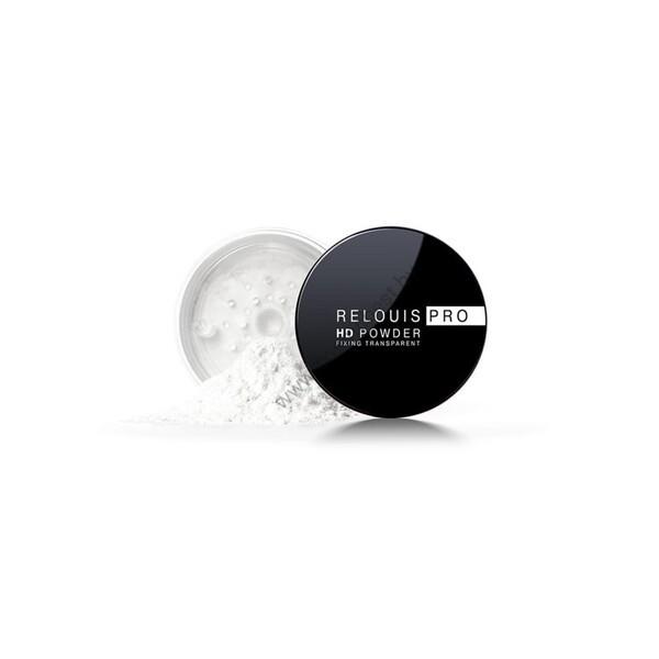Пудра фиксирующая прозрачная Relouis pro HD powder от Relouis