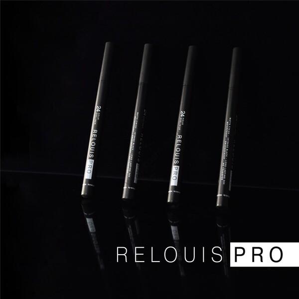 Подводка-фломастер для глаз стойкая Relouis PRO 24 Hour Eyeliner от Relouis